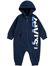 Levi's Baby Boys Zip Play All Day Coverall