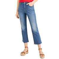 Deals on Style & Co Cropped Mid-Rise Jeans