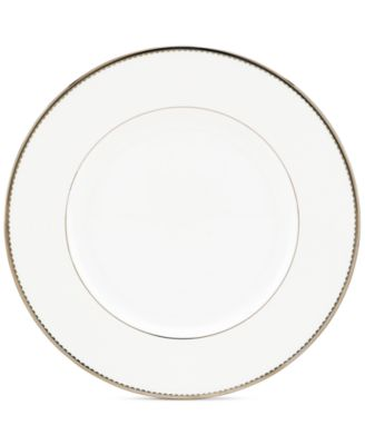 kate spade new york Sugar Pointe Dinner Plate