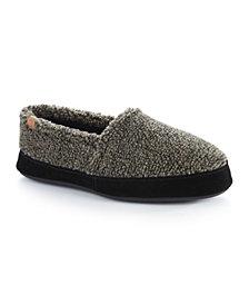 Acorn Men's Moccasin Comfort Slip On Slippers