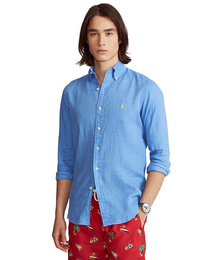 Polo Ralph Lauren - Men's Classic Fit Linen Shirt