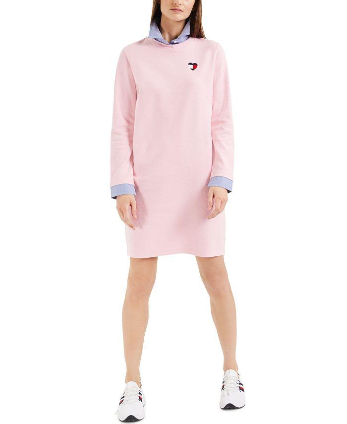 Tommy Hilfiger - Layered Shirtdress