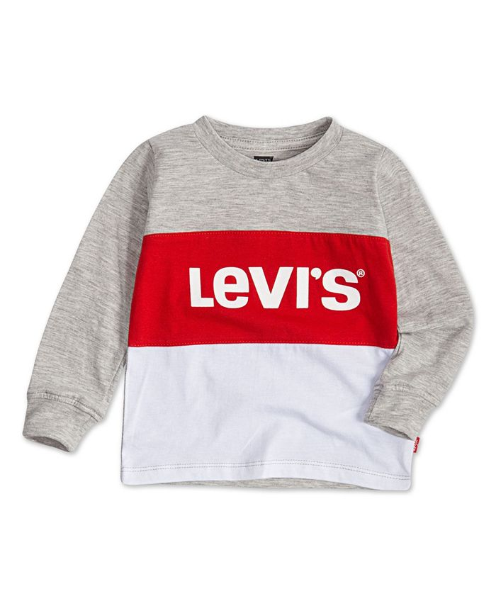 Levi's - Baby Boys Long Sleeve Top