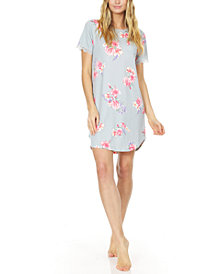 Flora by Flora Nikrooz Annette Floral-Print Nightgown