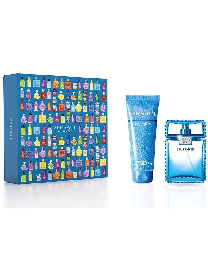 Versace - Men's 2-Pc. Eau Fraîche Eau de Toilette Gift Set