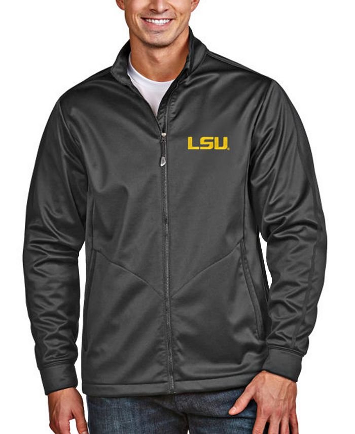 Antigua - L.S.U. Men's Golf Jacket