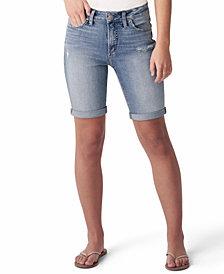 Silver Jeans Co. Avery Denim Bermuda Shorts