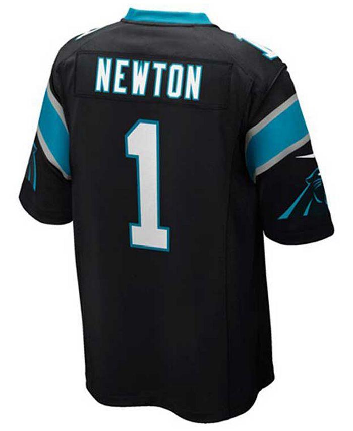 Nike - Kids' Cam Newton Carolina Panthers Game Jersey