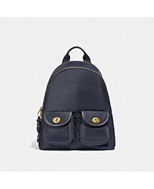 COACH Cargo Carrie Backpack