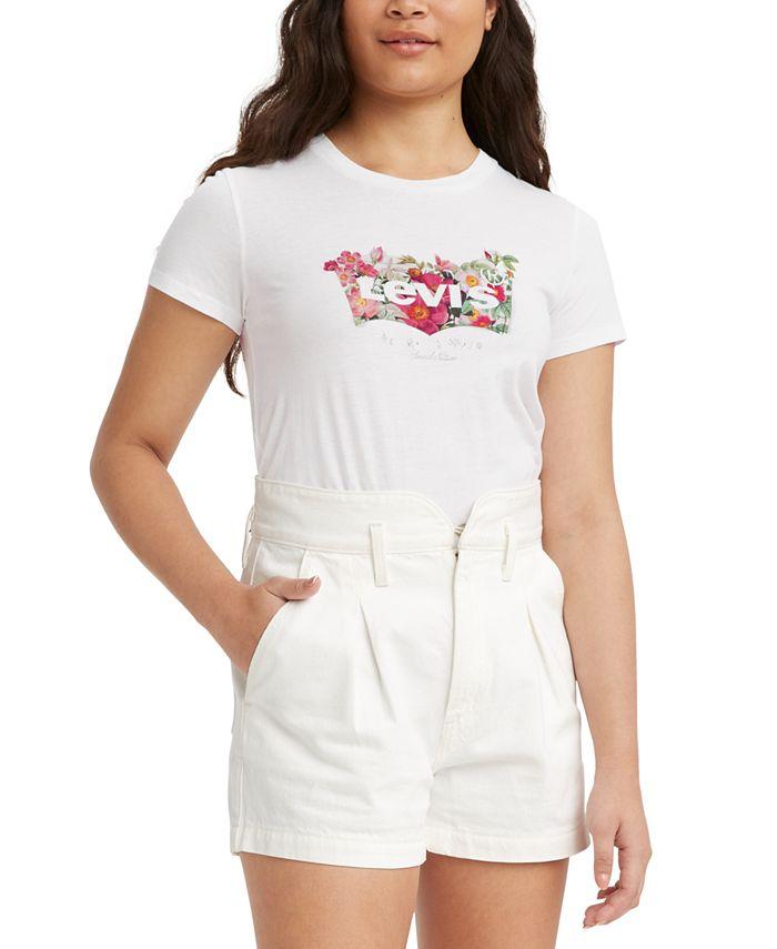 Levi's - Cotton Perfect Graphic Logo T-Shirt