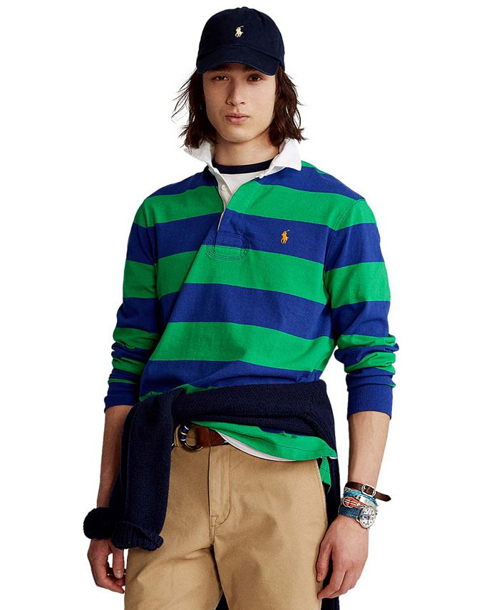 Polo Ralph Lauren Men's Iconic Rugby Shirt & Reviews - Casual ...