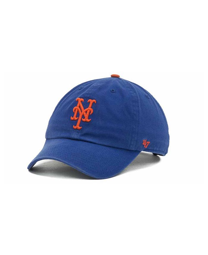 '47 Brand - New York Mets Clean Up Hat