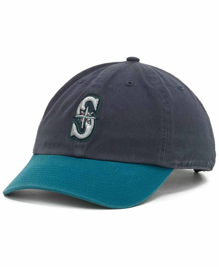 '47 Brand - Seattle Mariners Clean Up Hat