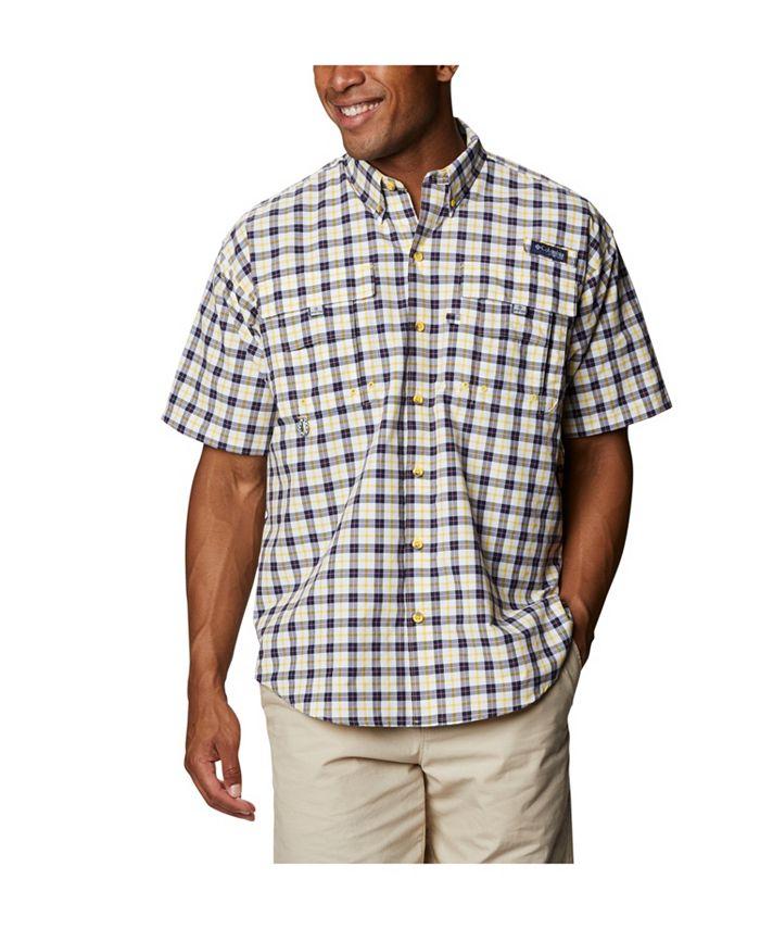 Columbia - Men's Super Bahama Plaid Shirt