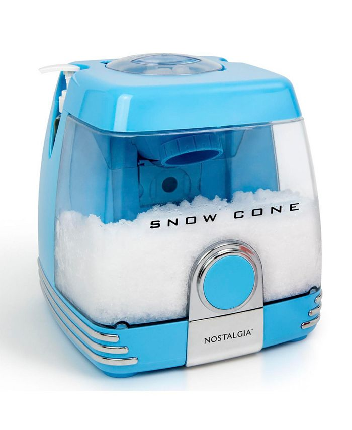Nostalgia - SC7BL Snow Cone Party Station