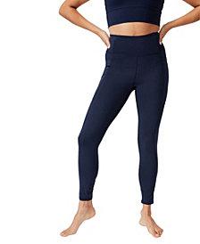 Women's Lifestyle Pocket 7/8 Tights