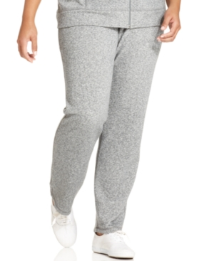Style & co. Sport Plus Size Lounge Skinny Pants