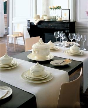 Gien Pont Aux Choux White Breakfast Cup, 12 oz.