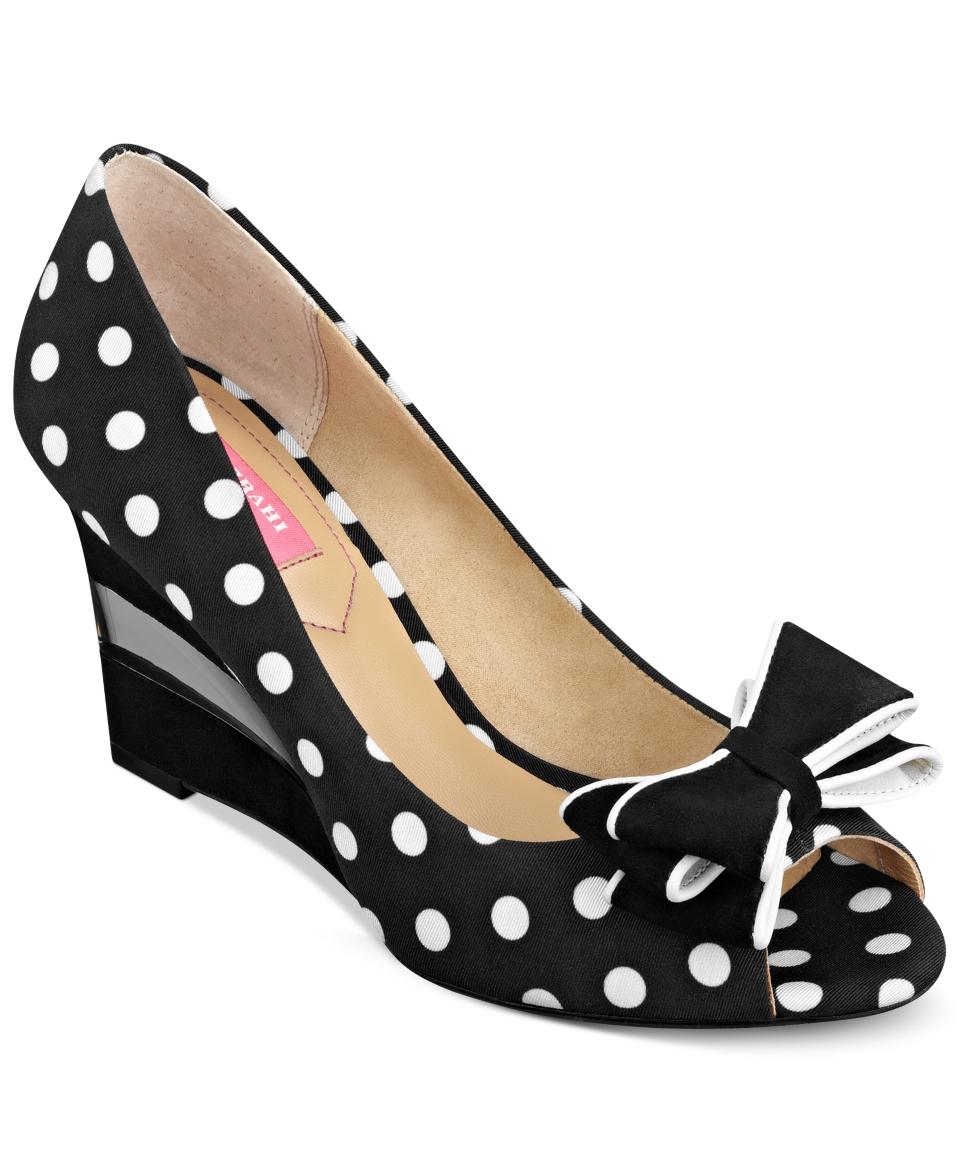Isaac Mizrahi New York Jujubee Wedge Pumps   Shoes