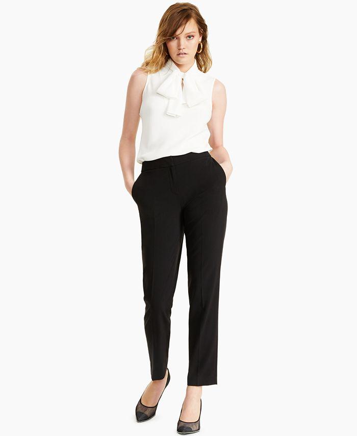 Bar III - Straight-Leg Pants