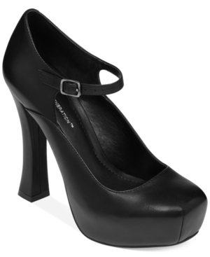BCBGeneration Iago Platform Pumps Women's Shoes