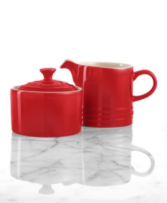 Le Creuset Cream & Sugar Set