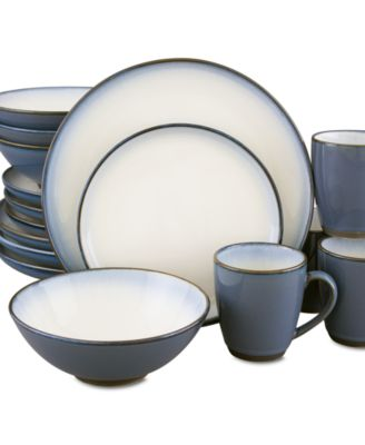 Sango Concepts Eggplant 16-Pc. Set, Service for 4