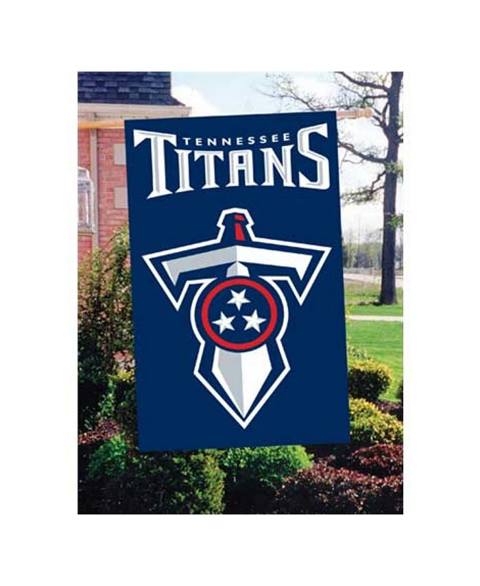 Party Animal - Tennessee Titans Applique House Flag