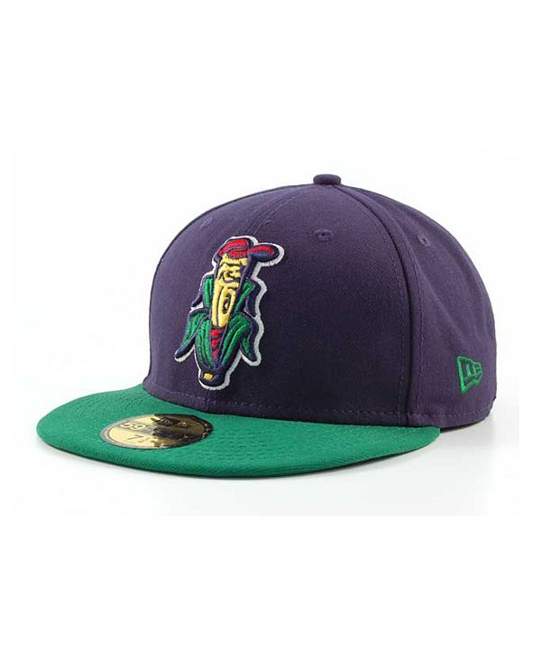 New Era Cedar Rapids Kernels MiLB 59FIFTY Cap