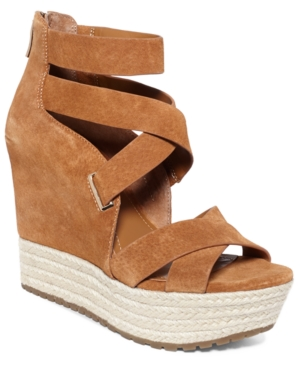 BCBGeneration Radly Platform Wedge Sandals Women's Shoes
