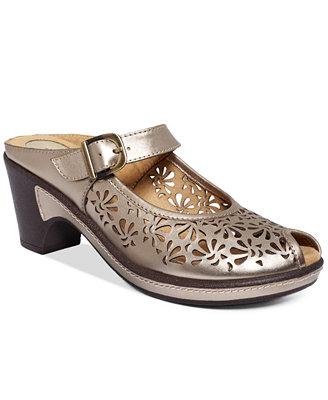 white mountain gilding clogs shoes macy s