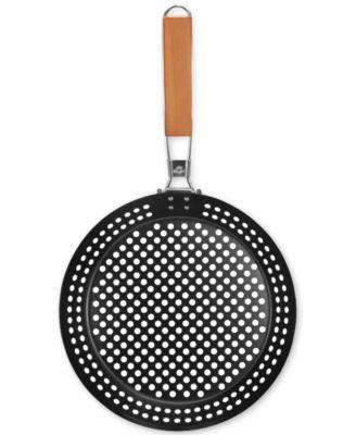 """Mr. BBQ 12"""" Nonstick Grilling Skillet"""