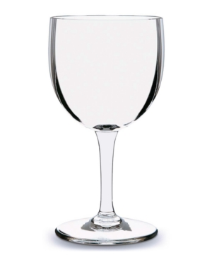 Baccarat Montaigne Optic Wine Glass