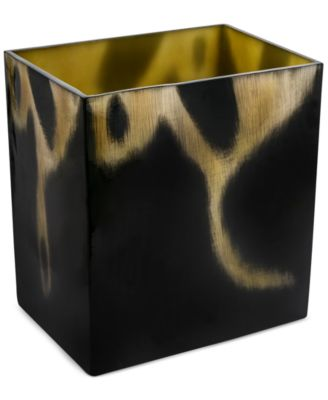CLOSEOUT! Kassatex Bath Accessories, Aspen Trash Can