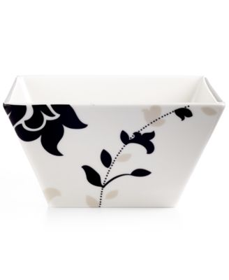 Martha Stewart Collection Toulon Square Cereal Bowl
