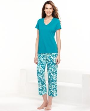 Nautica - Top and Capri Pajama Pants
