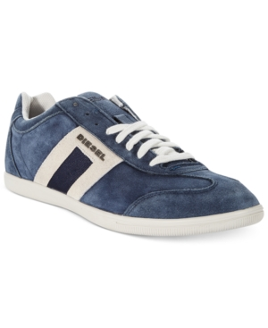 Diesel Shoes Happy Hours Vintagy Lounge Sneakers Men's Shoes