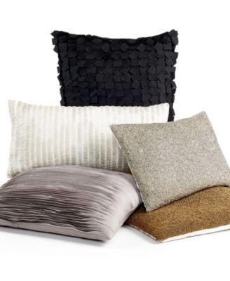 "Donna Karan Home 18"" Square Decorative Pillow"