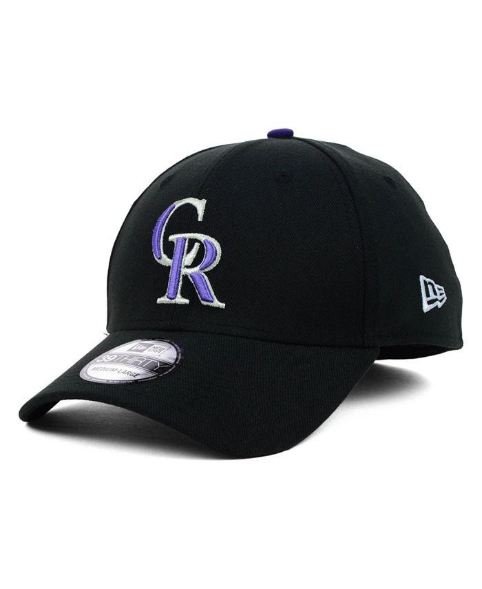 New Era - Colorado Rockies MLB Team Classic 39THIRTY Cap