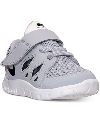 Nike Toddler Boys Free 5 0 2014 Running Sneakers from