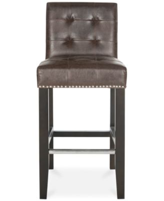 Esmee Nailhead Counter Stool, Direct Ships for just $9.95
