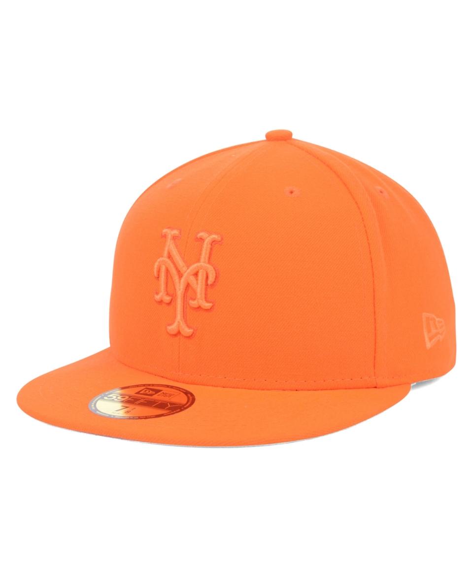premium selection b61e3 a54b1 New Era New York Mets Pop Tonal 59FIFTY Cap Sports Fan Shop By Lids Men