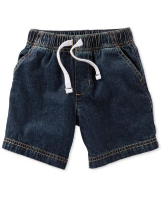Toddler Boys' Denim Shorts