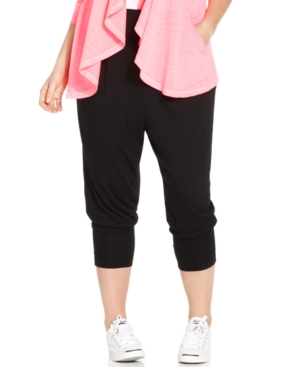 Jessica Simpson Plus Size Lounge Pants