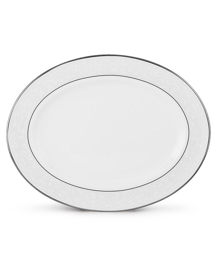 Lenox - Opal Innocence Medium Oval Platter