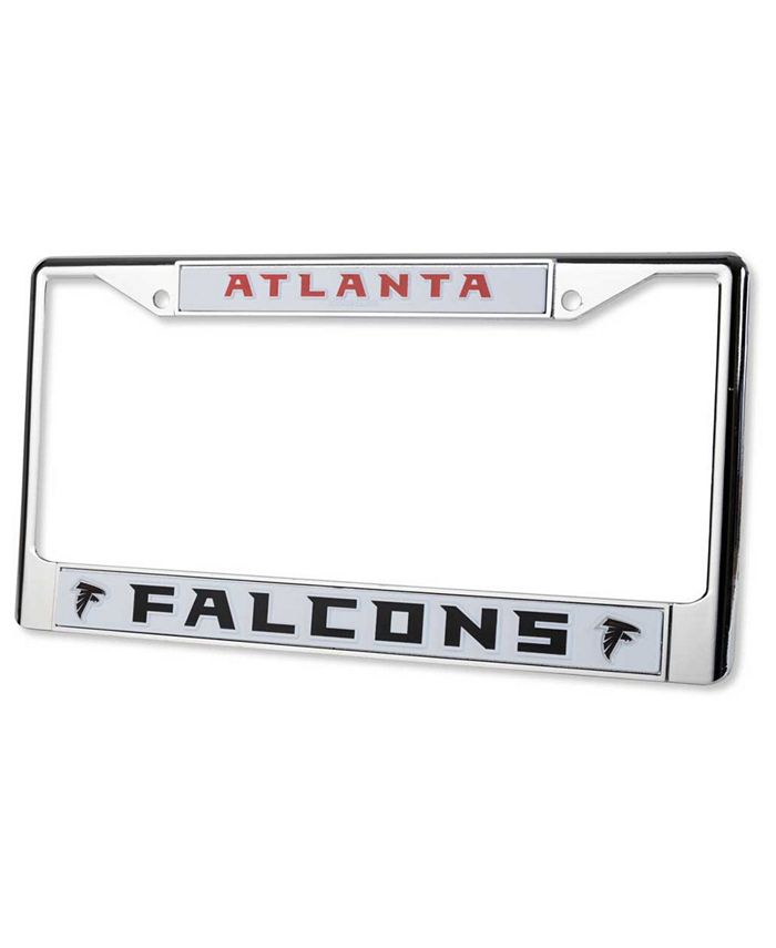 Rico Industries - Atlanta Falcons License Plate Frame