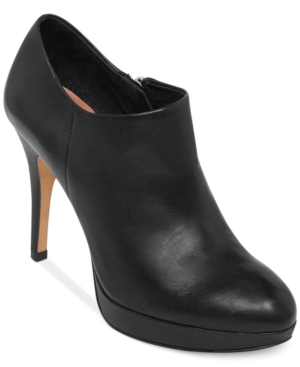 Vince Camuto Elvin Platform Booties Women's Shoes