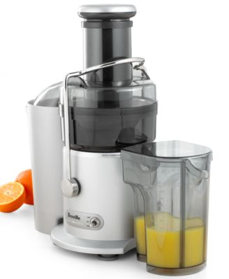 Breville JE98XL Juicer, Two-Speed Juice Fountain