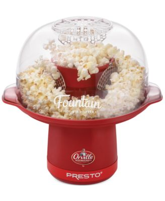 Presto 04868 Orville Redenbacher's Fountain Hot Air Popcorn Popper