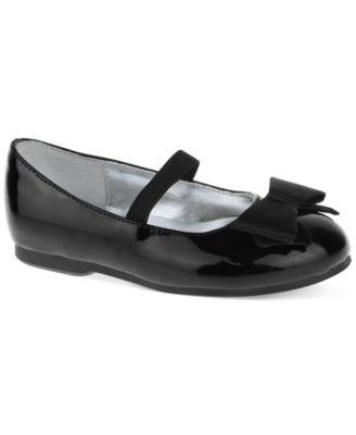 Nina Pointed Bow Ballet Flats, Toddler
